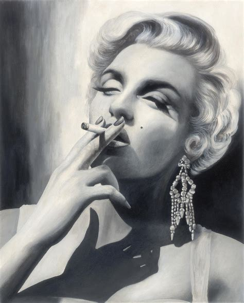 marilyn monroe smoking car interior design