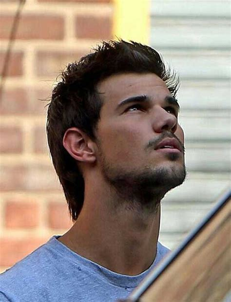 15 taylor lautner hair mens hairstyles 2018