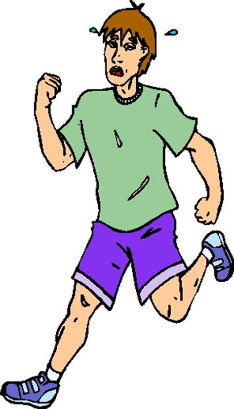 161 a sudar entrenamiento runners es sudar clip art gif gifs animados sudar 4327122