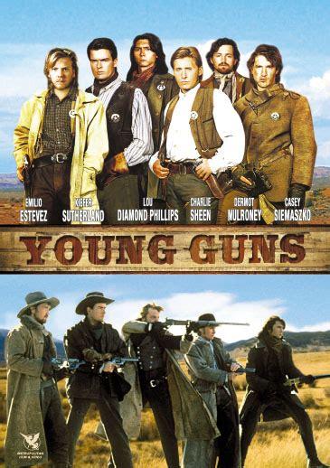 film cowboy young gun young guns film 1988 allocin 233