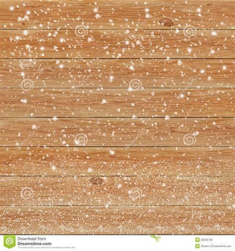 Timber Frame Floor Plans by Wooden Texture Background In Snow Royalty Free Stock