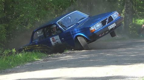 volvo  rally compilation youtube