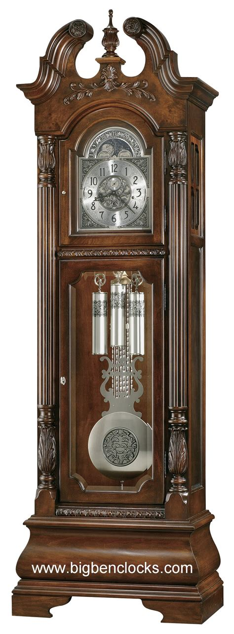 grandfather s clock howard miller grandfather clock 611 132 stratford