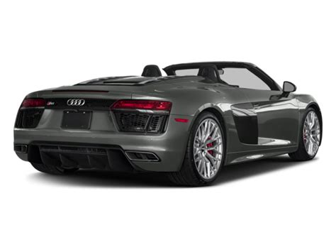 build your audi r8 build and price your 2017 audi r8 convertible cabriolet