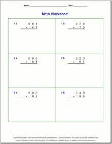 By 2 digit multiplication worksheets furthermore 100 printable