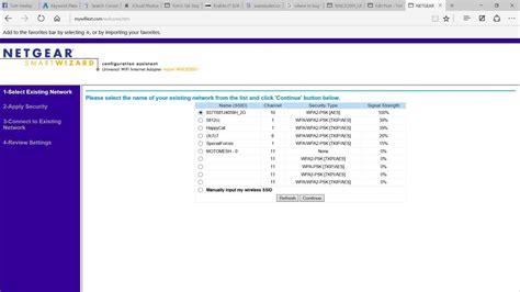 reset wifi online reset wifi network on netgear wnce2001 universal internet