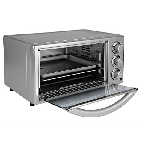 Toaster Oven With Toaster On Top Oster 174 6 Slice Toaster Oven