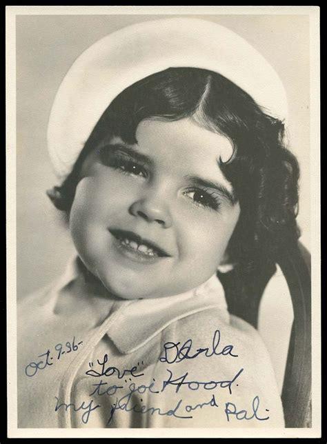 Alfalfa Original Letter To Darla