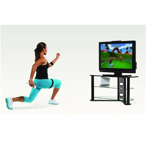 Ea Fitness 2 by How To Use A Nintendo Wii To Lose Weight And