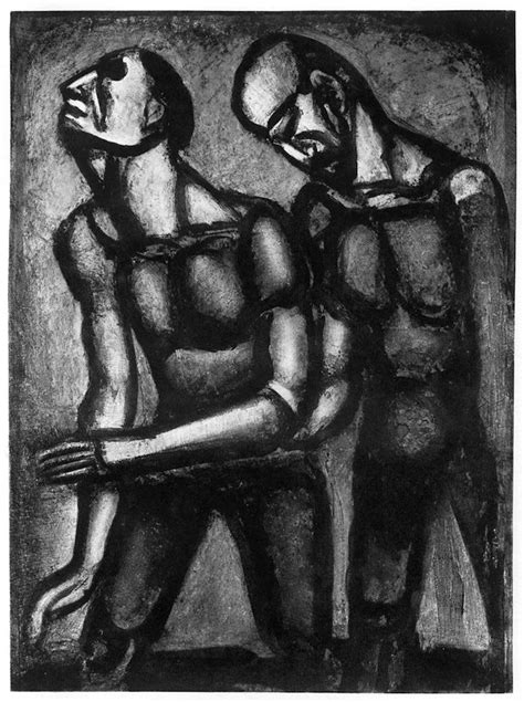 view  georges rouault miserere  guerre