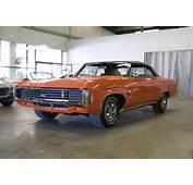 1969 Chevrolet Impala SS Convertible 427 Hugger Orange For Sale