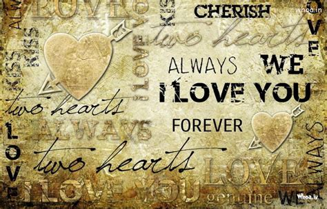 imagenes love you forever always we i love you quotes hd wallpaper