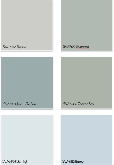 sherwin williams color schemes sherwin williams paint colors for the home pinterest