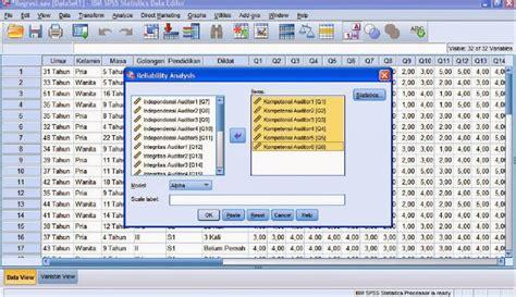 cara uji normalitas minitab tutorial uji normalitas tutorial spss lengkap dengan