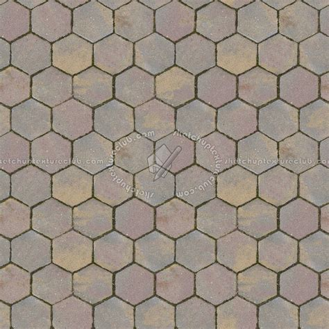 Black Oriental Rugs by Concrete Paving Outdoor Hexagonal Texture Seamless 05987