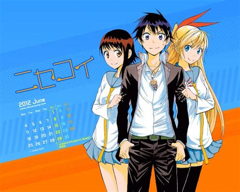 Anime Kaostshirt Fullprint Nisekoi Kosaki Onodera 1 nisekoi 1140999 zerochan
