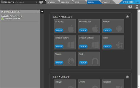 membuat aplikasi android dengan html5 tutorial cara membuat aplikasi android dengan html5 secara
