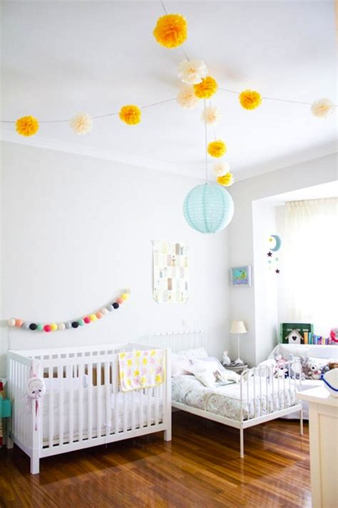 readers favorite bright and fun shared girls room shared baby and toddler girls rooms