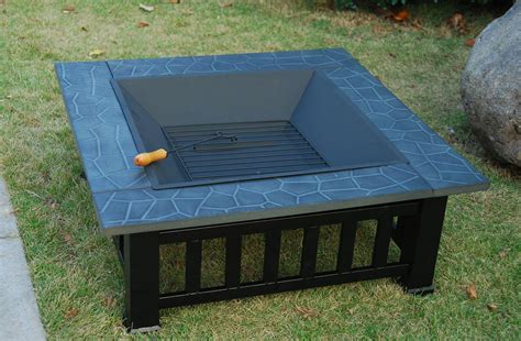 grill firepit outdoor pit grill pit design ideas