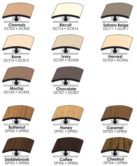 Congoleum T Molding for Luxury Vinyl Flooring