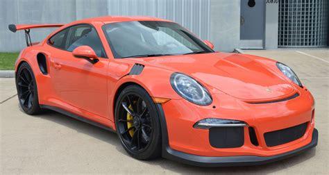 orange porsche 911 gt3 rs 2016 porsche 911 gt3 rs
