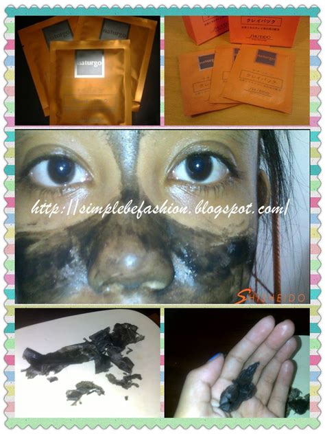 Masker Lumpur Naturgo Review this is my style shiseido naturgo masker lumpur review