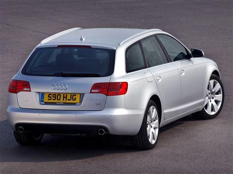 Audi A6 4 2 Specs by Audi A6 4 2 Quattro Avant Uk Spec 4f C6 2005 08