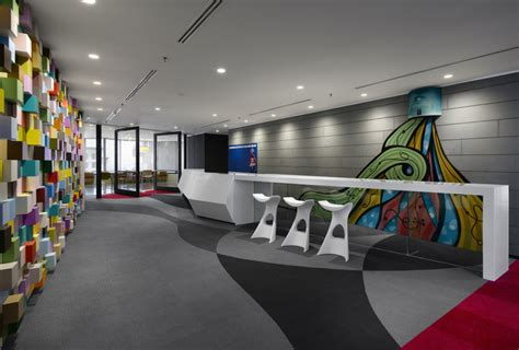 Sherwin Williams Corporate Office by Inside Sherwin Williams Kuala Lumpur Offices Office