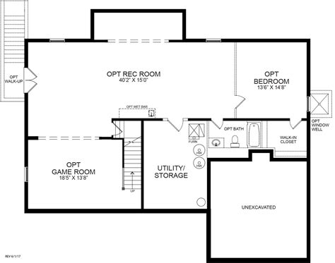 Monticello Floor Plan by The Monticello Classic Homes