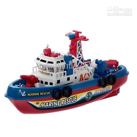 toy boat with fire wonderful mini plastic electric ship fire boat toy for