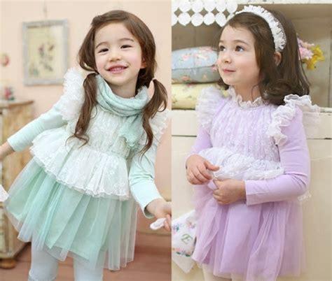Setelan Dress Anak Perempuan Denim Chambrey Pink 3 4 Thn jual baju dress pakaian anak cewek cantik dan lucu