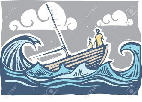cartoon boat in storm ship clipart storm pencil and in color ship clipart storm