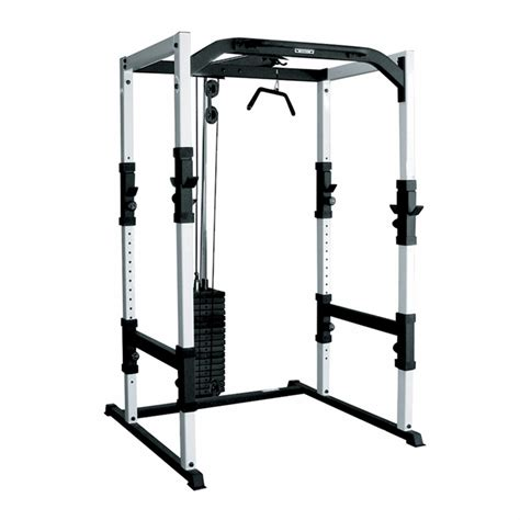 best bench for power rack york fts power cage