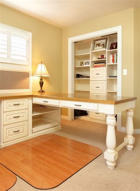 Home Office Closet Organizer by Closet Organizing Systems Traditional Home Office