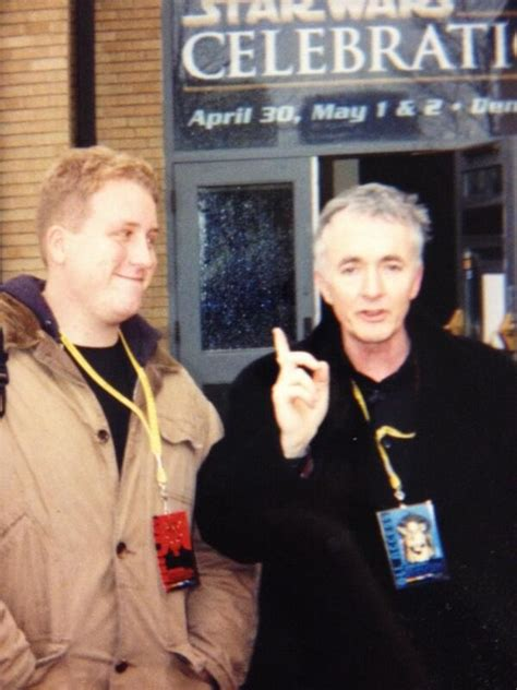 jason anthony daniels anthony daniels briefly talks star wars episode vii and