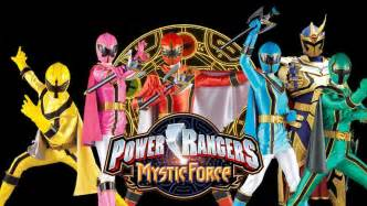 power rangers mystic force by butters101 on deviantart
