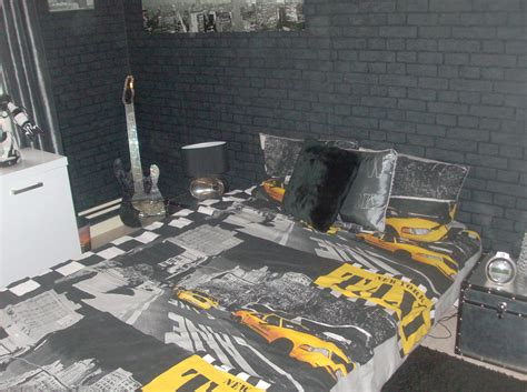 d馗o york chambre deco chambre americaine pour ado chambre ado jaune alinea
