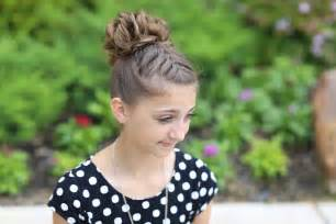 If you know how to french braid this style will be easy to do you