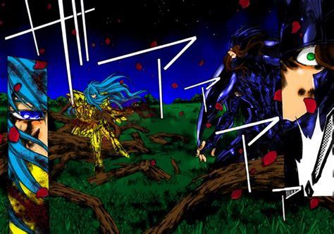 desmotivaciones de anime saint seiya lost canvas albafika de piscis saint seiya lost canvas 1676016 zerochan