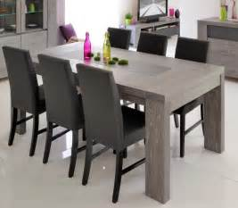 Dining Table And Chairs Gray Prettiest Grey Wood Dining Table Models Homeideasblog