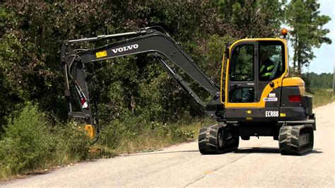 ecr  mower attachment tackles brush youtube