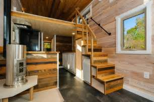Tiny Home Interior mh by wishbone tiny homes interior