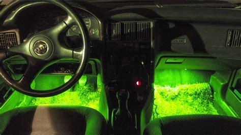 luces de interior como instalar luces led en el interior coche