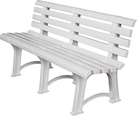 panchina plastica panchina giardino plastica panchina esterno 149x51x73 h