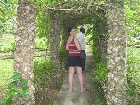 Shaw Park Botanical Gardens Shaw Park Botanical Garden Ocho Rios Jamaica My Way