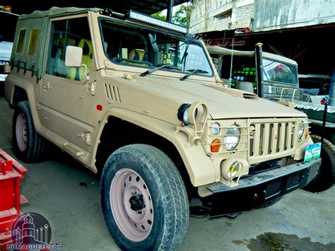 mitsubishi military jeep kens trading car dealer car rental dumaguete