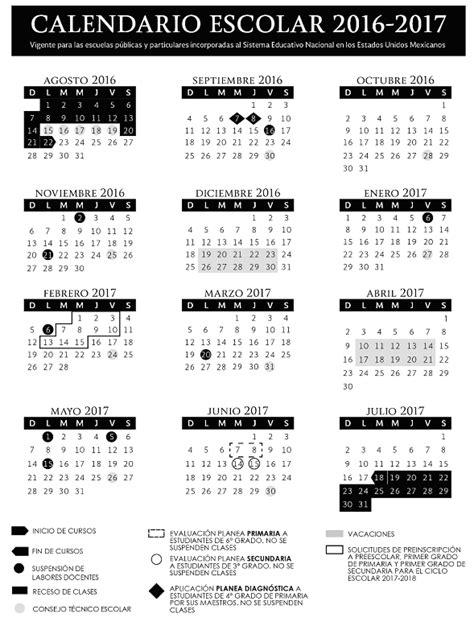descargar en pdf la lif 2016 se publica la ley de calendario de 200 d 237 as y 185 d 237 as oficial ciclo escolar