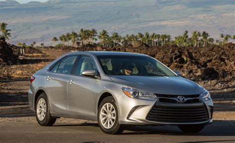 Toyota Camry 2015 Le 2015 Toyota Camry Le Photo