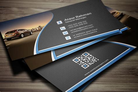 car business card templates free 28 auto repair business card templates free psd design ideas