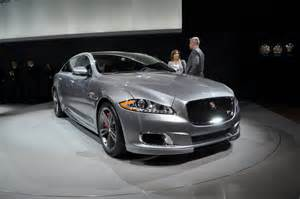 2014 Jaguar Xj 2014 Jaguar Xjr Live Photos